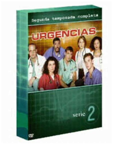 Urgencias: Temporada 2 [DVD]