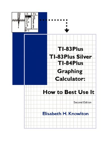 TI-83Plus TI83Plus Silver TI-84Plus Graphing Calculator: How To Best Use It