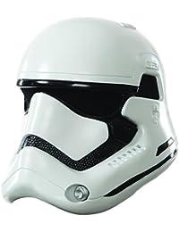 Star Wars - Casco Stormtrooper Ad, talla única (Rubie'S Spain 32311)