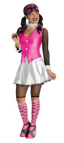 Rubie's Monster High Damen Kostüm Draculaura Karneval Fasching -