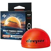 Deeper Night Fishing Cover ITGAM0001-Cobertura de Noche para buscador, Unisex-Adult, Orange, 7cm
