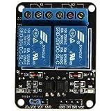 5V Módulo de 2 Canales rele Shield para Arduino ARM PIC AVR DSP Electronic