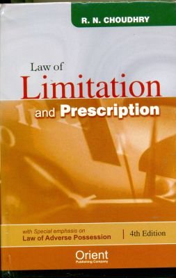 Law of Limitation & Prescription