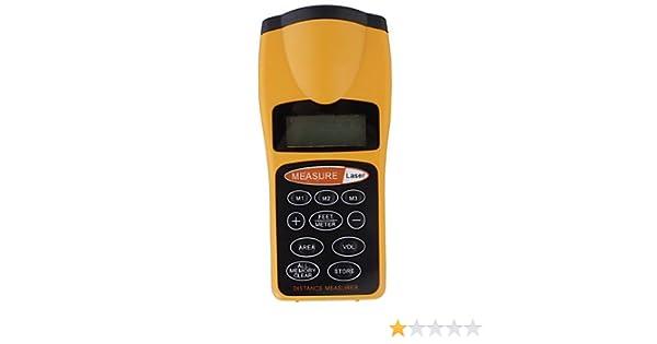 Meter laser entfernungsmesser a batterien größe präzisions
