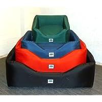 Zippy Waterproof Pet Dog Bed - Extra Large - Dark Green