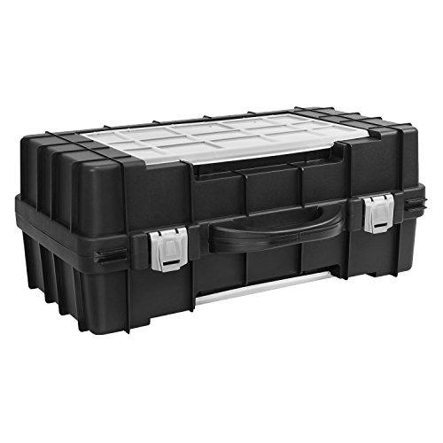 Werkzeugkoffer Werkzeugbox HD Case Elektrowerkzeug 58x37x23.5 cm Schaumstoffeinlage Maschinenkoffer