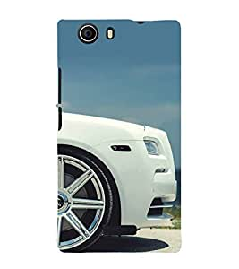 ifasho Designer Back Case Cover for Micromax Canvas Nitro 2 E311 (Swing Golf 35Mm Photography)