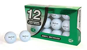 Second Chance Titleist Mix Top Flite Lake Balls - Reconditioned