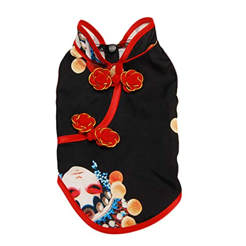 Moodn Hunde Kleidung Mode Weihnachten Halloween Cute Kleid Frühjahr Sommer Modern Unique Dress Hunde Hochzeit Kleidung Luxus Princess Tang Anzug Nice Retro Stickerei Neujahr Kostüm