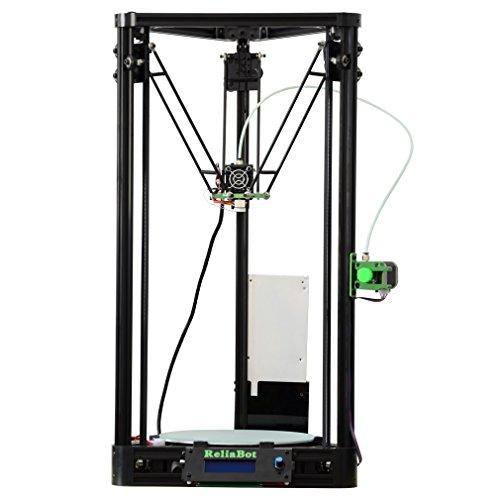 Reliabot delta stampante 3d d1 unassembled diy kit dimensione di stampa φ230*350mm con la funzione di livellamento automatico (kossel plus)