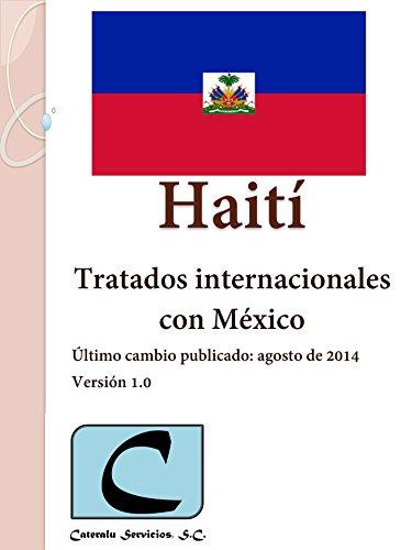 Haití - Tratados Internacionales con México