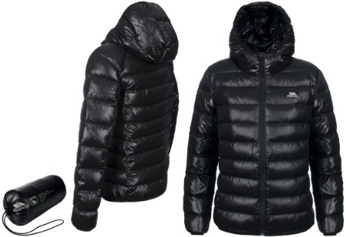 Trespass Jacke schwarz - Schwarz