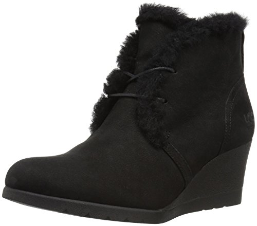 Ugg Australia Womens Jeovana Suede Boots Noir