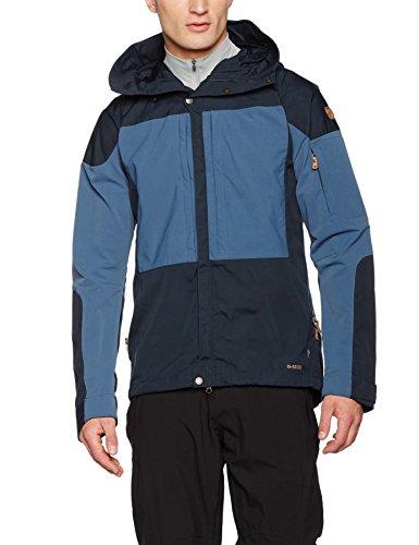 Fjällräven Herren Keb Jacket Outdoor Jacke, Dark Navy, M