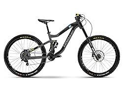 'Shark Bike Seet Dwnhll 9.010g. Zee 27.52018Size S Black Matt Titanium Yellow