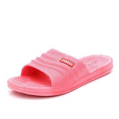 LQXZM Unisex pantofole & amp; flip-flops Comfort estivo PVC Casual tacco piatto altri blu verde giallo rosa viola gli altri Light Blue
