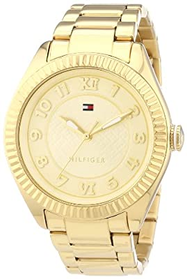 Tommy Hilfilger 1781345 Maxi Chap.oro