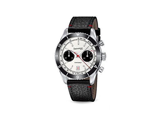 Montre Automatique Eberhard Contograf, ETA 7750, 42mm, Chrono, 31069.2