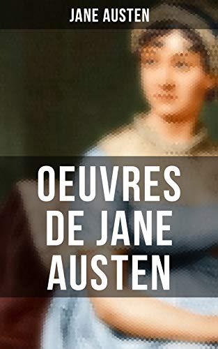 Couverture du livre Oeuvres de Jane Austen