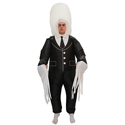 Morph Costumes Disfraz Inflable Slenderman Gigante, Talla única