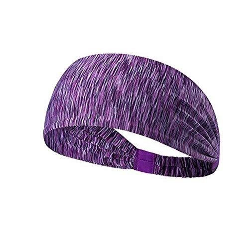 ißband Elastische Sport Kopf Bands Modisches Bandana Soft Haarschmuck Yoga Headwrap Vintage Stirnbänder Damen Mädchen Stirnband Rockabilly Frauen Accessoire Haarreife ()