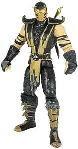 Mortal Kombat Action Figur: Scorpion 15 cm: Amazon.de