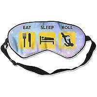 Eat Sleep Bjj 99% Eyeshade Blinders Sleeping Eye Patch Eye Mask Blindfold For Travel Insomnia Meditation preisvergleich bei billige-tabletten.eu