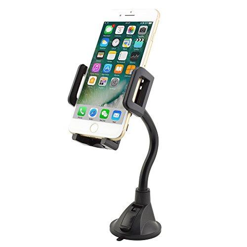 Long Arm Premium Adjustable Best Car Phone Holder