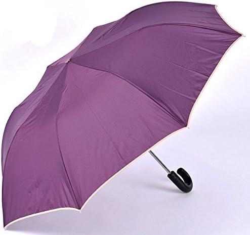 ZQ@QXPiegare la piega ombrello , uomini d' d' d' affari Zi   Autentico    Fashionable  827313