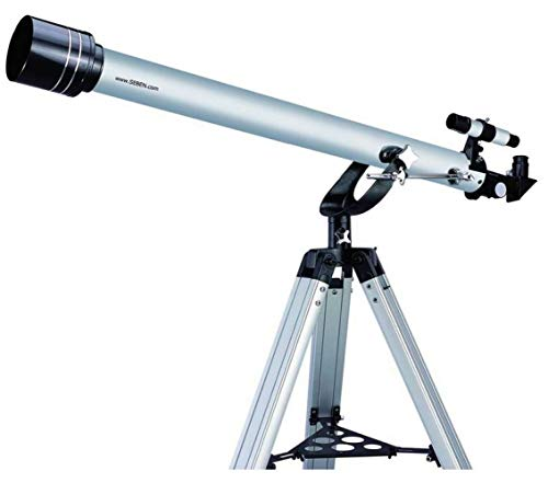 ML 900-76 Eq2 Telescopio Reflector Big Pack,900-60,Monóculo