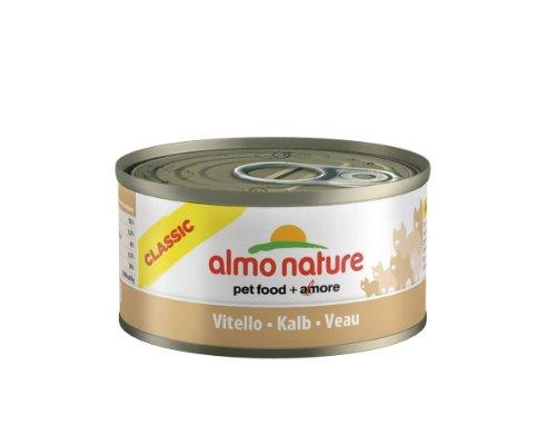 Almo Nature | Classic Kalb | 24 x 70 g