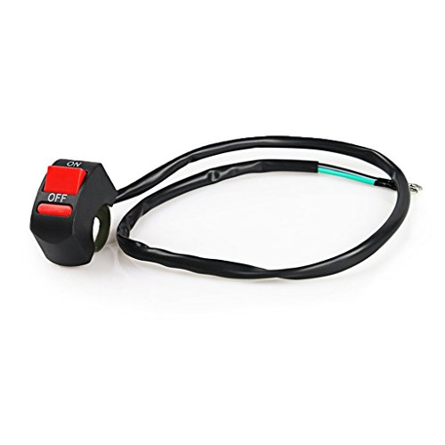 EHAO Universal Motorrad-Tuning-Teil Handle Schalter-Taste für U5 U7 U2 LED-Scheinwerfer Angel Eyes Spotlight Scooter Elektrombile