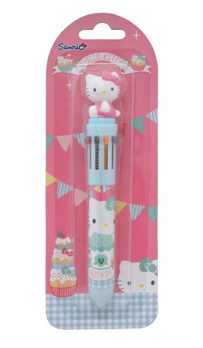 Hello Kitty – Estuche escolar (Blueprint Collections HKTP8539)