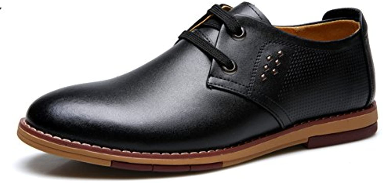 Frühling und Sommer beiläufige Schuhe der Männer/England atmungsaktive Schuhe/Weiches  atmungsaktives Lederschuh