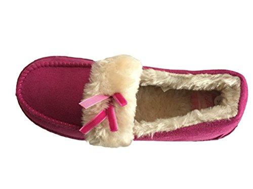Jyoti, Pantofole donna Fushia