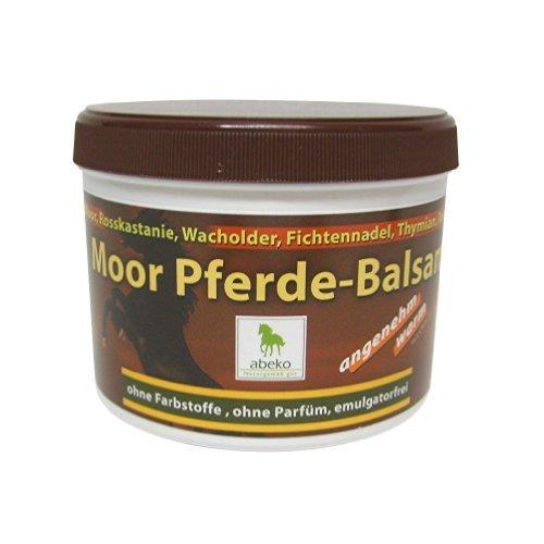 Peppermint Leaf Extract (abeko Moor Pferde Balsam angenehm wärmend 500 ml)