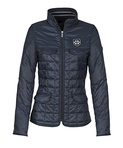 Equiline Ivy Ladies Jacket Navy/Medium