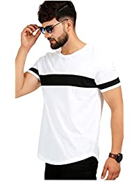 0d40db482550 T-Shirts for Men  Buy Men s T-Shirts Online at Low Prices in India ...