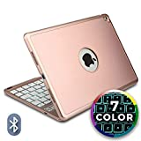 iPad Air 2 keyboard case, iPad Pro 9.7 Keyboard case [Bluetooth iPad Case