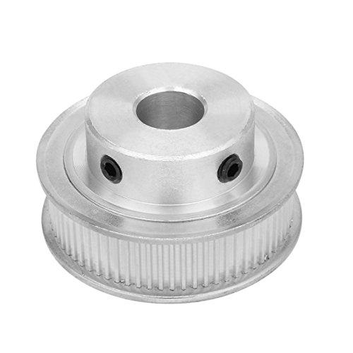 sourcingmap® Aluminium MXL 70 Zähne 12mm Bohrung 11mm Riemen Zahnriemenscheibe Synchronrad