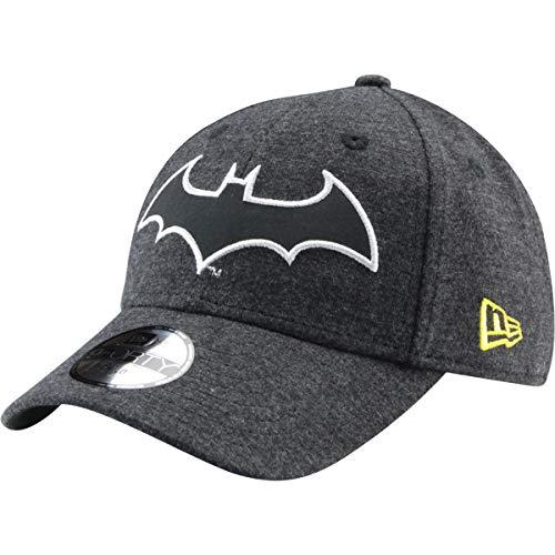 a5012fe8adf89 New Era Kinder Jungen Baseball Cap Mütze 940 Strapback Batman Character  Jersey Kids Batman Schwarz