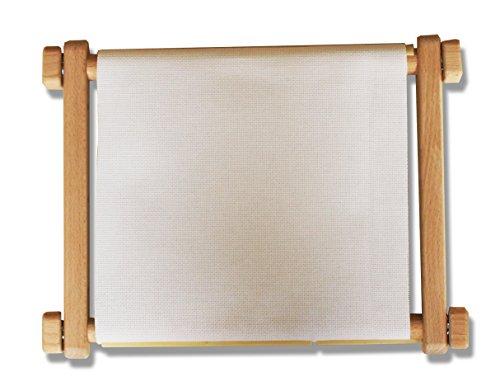 luca-s-lmc2024-telaio-da-ricamo-struttura-in-legno-di-faggio-con-clip-20-x-24-cm