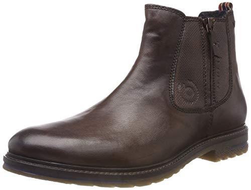 bugatti Herren 321618304100 Klassische Stiefel Braun (Dark Brown 6100) 42 EU