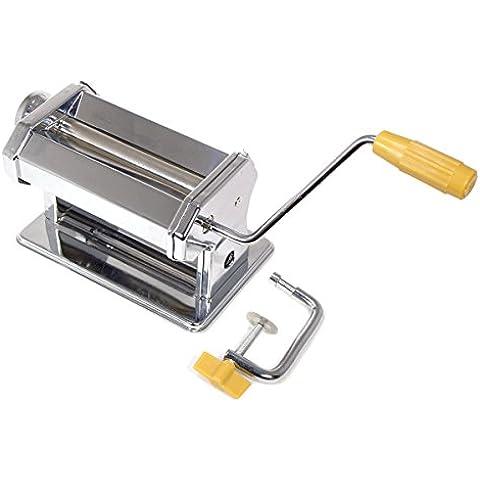 Maquina para hacer pasta. Magnífica, fantástica Laminadora para pastas