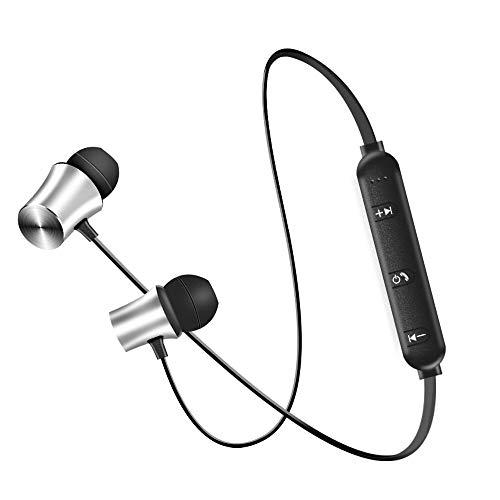 KHKJ Newest Wireless Headphone Bluetooth Earphone Headphone for Phone Neckband Sport Earphone Auriculare CSR Bluetooth for All Phone Us Cellular Bluetooth