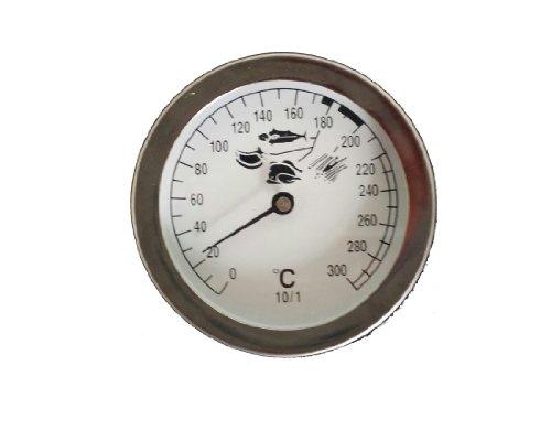 Koch 92200 Friteusenthermometer, silber