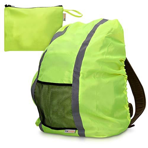Regenschutz Rucksack Schulranzen Regenhülle 64x75