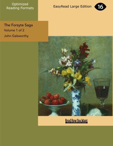 The Forsyte Saga (2 Volume Set) Cover Image