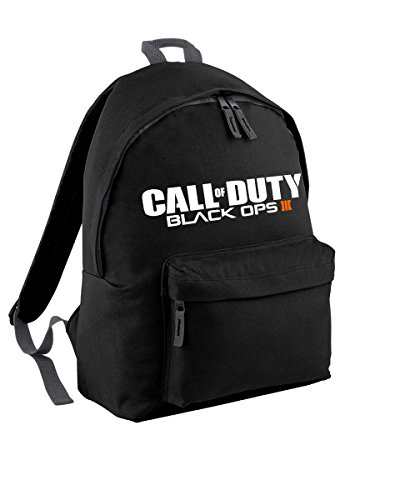 Call Of Duty Black Ops 3 Rucksack Spiele Unisex Schule Bag 31 Farben - Rucksack Of Call Duty