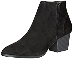 Forever 21 Womens Black Boots - 3.5 UK/India (35.5 EU)(5.5 US)(0023060201)